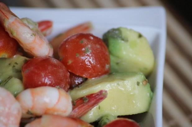 salade d'avocat et crevettes (9)
