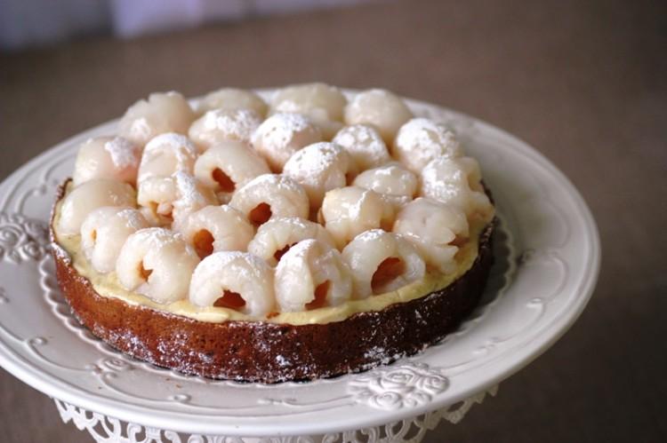 tarte au litchi (10)