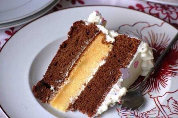 gâteau au chocolat blanc et chocolat au lait (27)