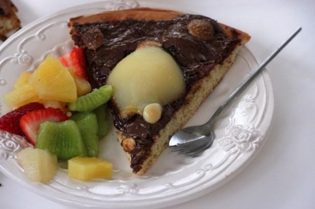 pizza chocolat et poire (11)