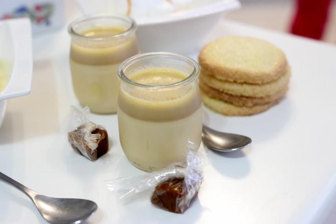 yaourt au caramel