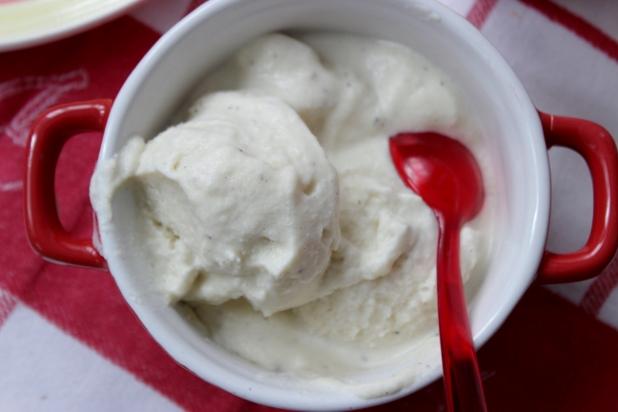 glace vanille mascarpone