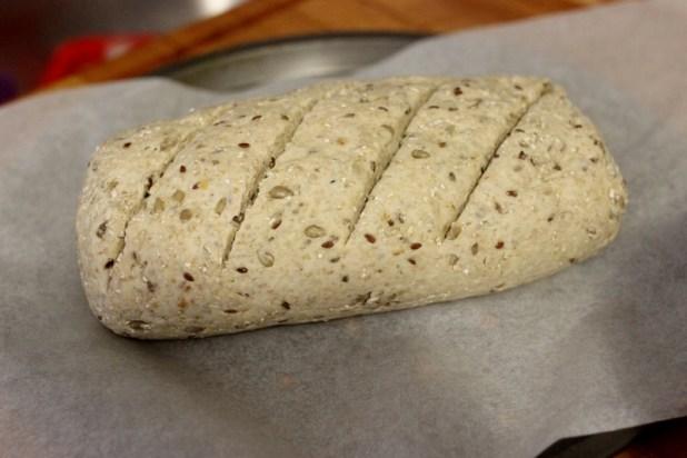 pain complet aux cereales