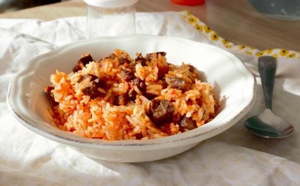 riz jaari