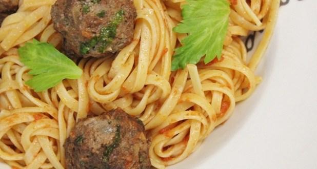 spaghettis-et-boulettes-de-viande
