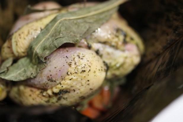 ndomba de poulet