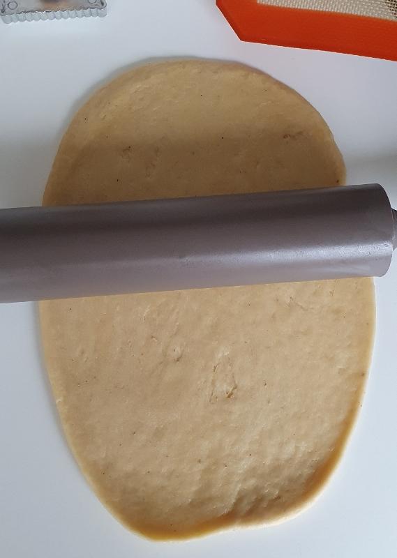 biscuits salés au poivre de Penja