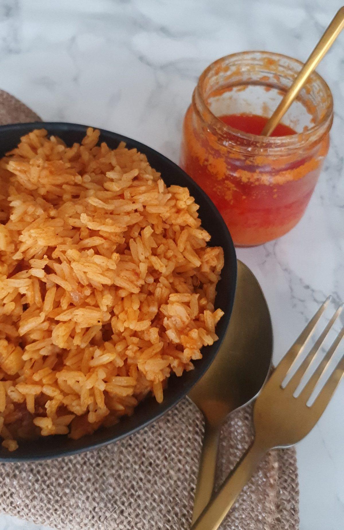 riz au gras