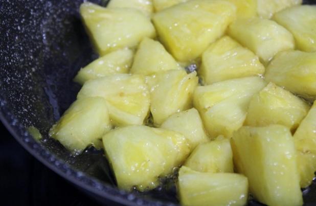 Galette des Rois Ananas Noix de Coco