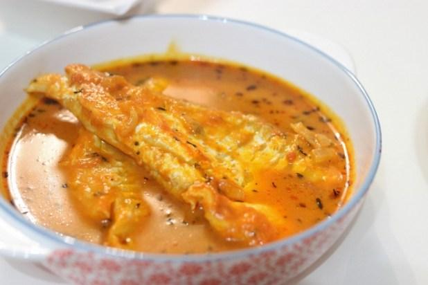 Morue à la sauce tomate sol'a tomato