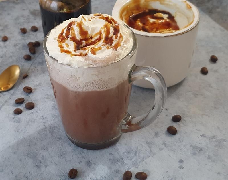 sirop de café maison