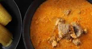 bœuf sauce pistache