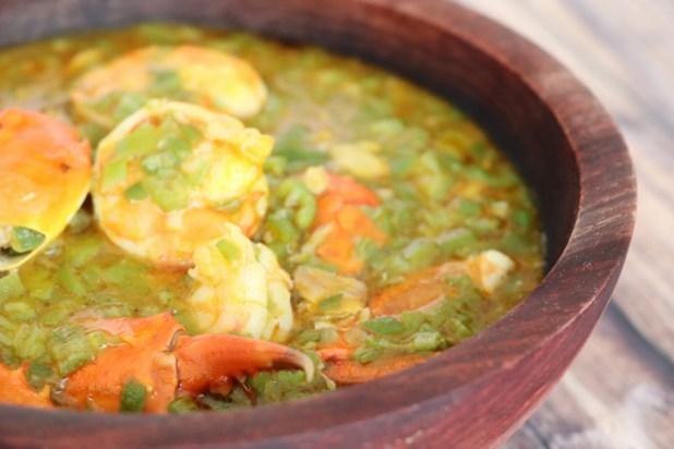 sauce gombo Togo
