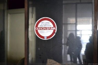 Teatro Rivoli | Valdagno (VI - Italia) : particolare nell'ingresso