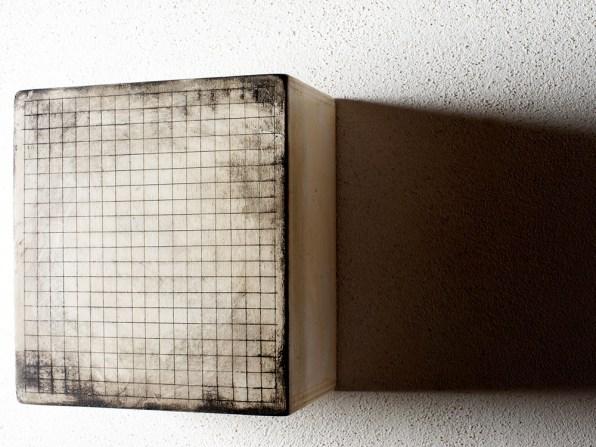Appunti, 2016 - olio e tempera su tavola, 28x18cm