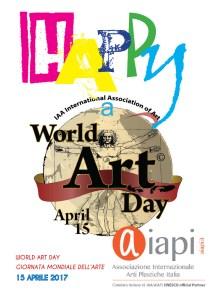 World Art Day oggi 2017