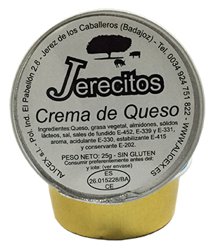 Crema de Queso Blanco Jerecitos - Alicex