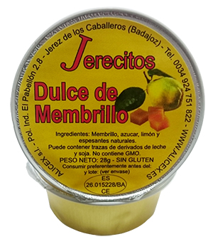 Dulce de Membrillo Jerecitos - Alicex