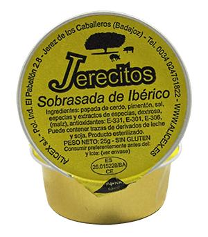 Sobrasada de Ibérico Jerecitos - Alicex