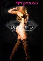 Diamond Ana Sofia, de visita en GDL
