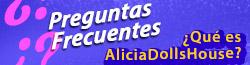 Preguntas frecuentes de Alicia dolls house