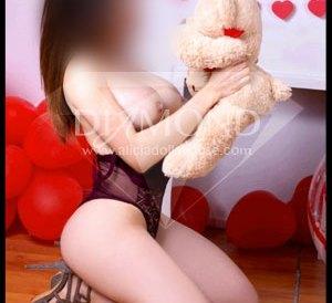 CANDICE-Escort-en-MTY Soy una señorita de compañía cariñosa y complaciente, con muchas ganas de divertirme y de pasarla bien