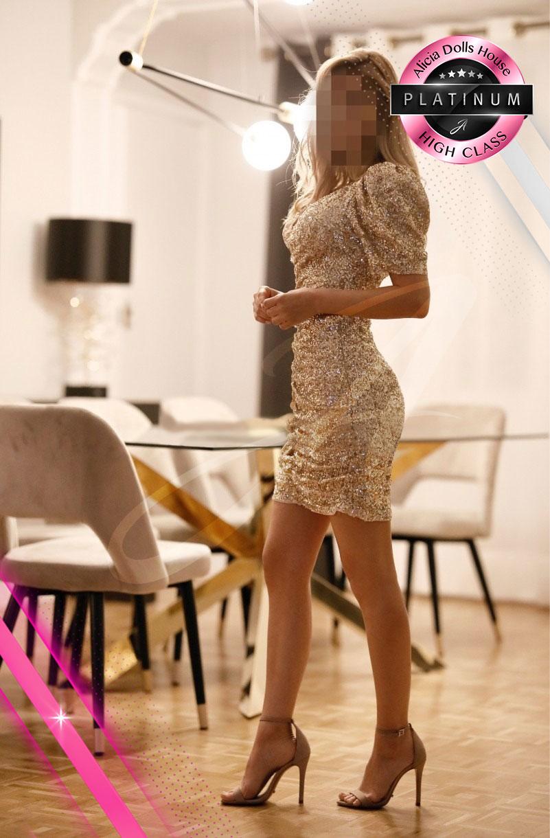 Avery escort platinum Aliciadollshouse edecan AAA