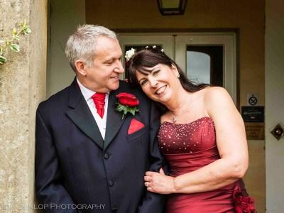 Elaine & Pete – Bowood House Hotel