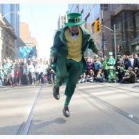 O St. Patrick's Day e suas tradições nada ortodoxas...