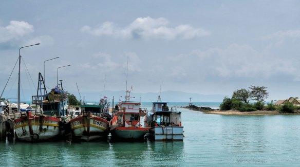 boat-koh-Pha-Ngan