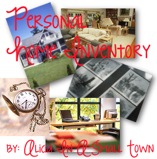 Personal Home Inventory