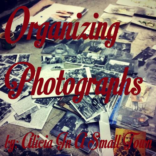 organizing photographs