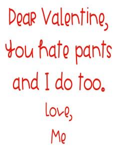 Dear Valentine2 copy