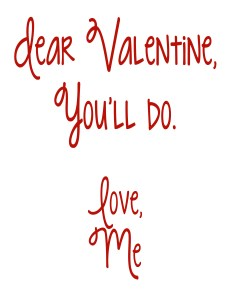 Dear Valentine Funny Valentine's Cards