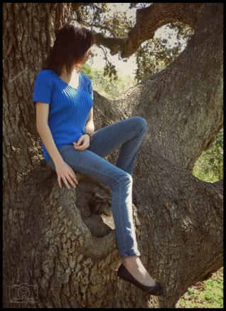 Miriam - Blanco - In A Tree - #2 - Sig - F