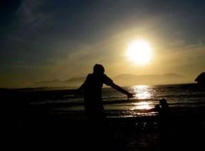 Sunrise Tanjung Papuma