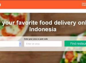 Food Panda Indonesia 1