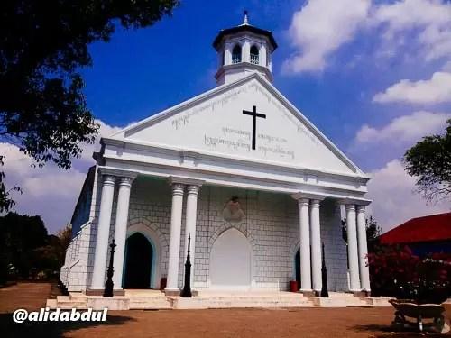 Gereja Kristen Jawi Wetan Mojowarno