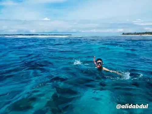 Alid Snorkeling Gili Trawangan (4)
