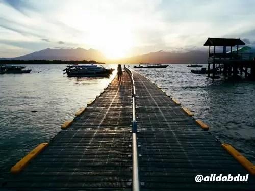 Sunrise Gili Trawangan Alid (2)