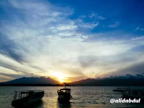 Sunrise Gili Trawangan Alid (3)