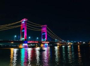 Jembatan Ampera Palembang Featured Alid Abdul