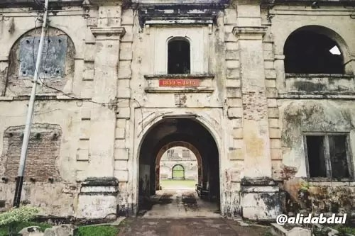 Benteng Pendem Ngawi Alid Featured