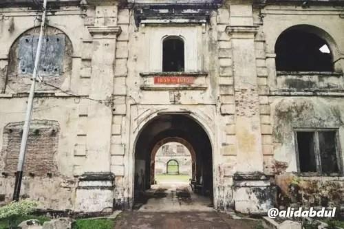 Benteng Van De Bosch Ngawi Alid (2)