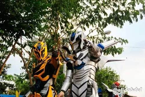 Kostum Unik Karnaval Jombang Alid (1)