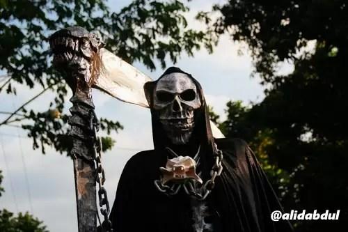 Kostum Unik Karnaval Jombang Alid (2)
