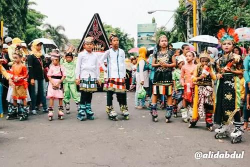Karnaval Jombang 2016-24