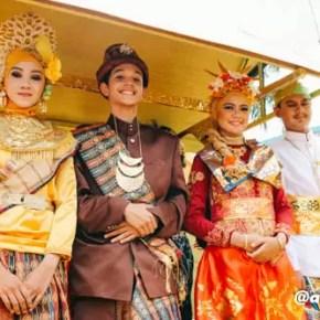 Karnaval Jombang 2016 Bhineka Tunggal Ika 4