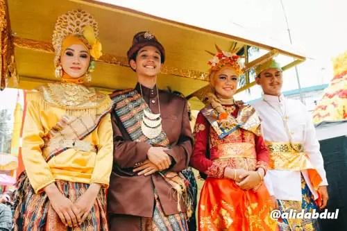 Karnaval Jombang 2016 - Bhineka Tunggal Ika (4)