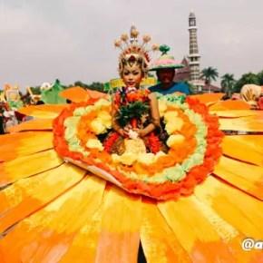 Karnaval Jombang 2016 Bhineka Tunggal Ika 6